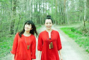 MOCCA:安川桃さん、安川カンナさん